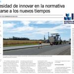 Innovación normativa en infraestructura y la necesidad de adaptarse a los nuevos tiempos